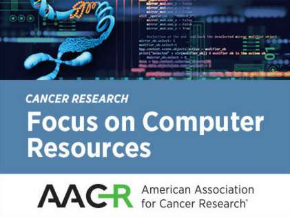 Image for the American association for cancer research 2019, cancer research focus on computer resources