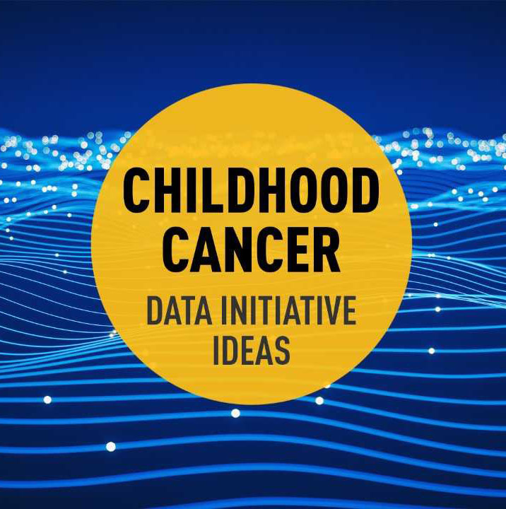 Decorative image - Childhood Cancer Data Initiative Ideas
