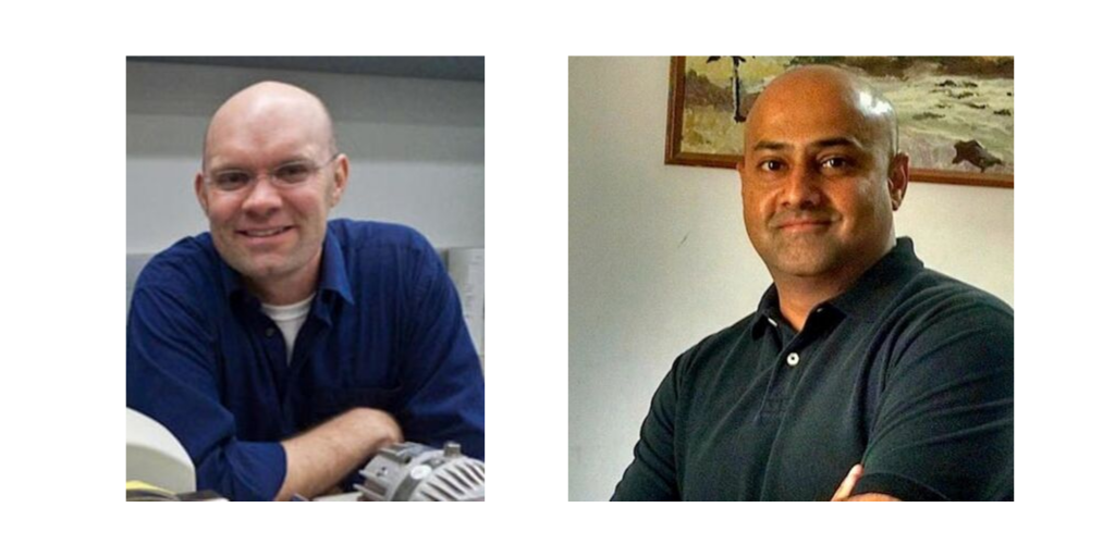 Tim Griffin, Ph.D. and Pratik Jagtap, Ph.D.
