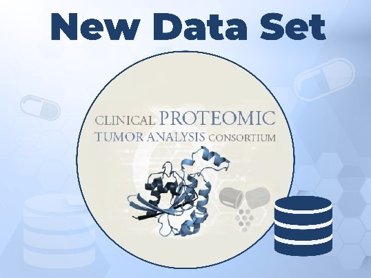 New Data Set Clinical Proteomic Tumor Analysis Consortium