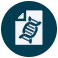 Genomic Data Sharing Policy Icon - Decorative Image