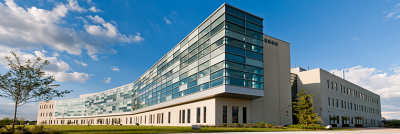 Exterior Photo of NCI Advanced Technology Research Facility.