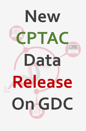 New CPTAC Data Relase on the GDC