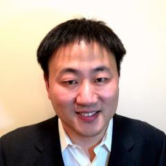 Professional headshot of Zhenyu Zhang, Ph.D.